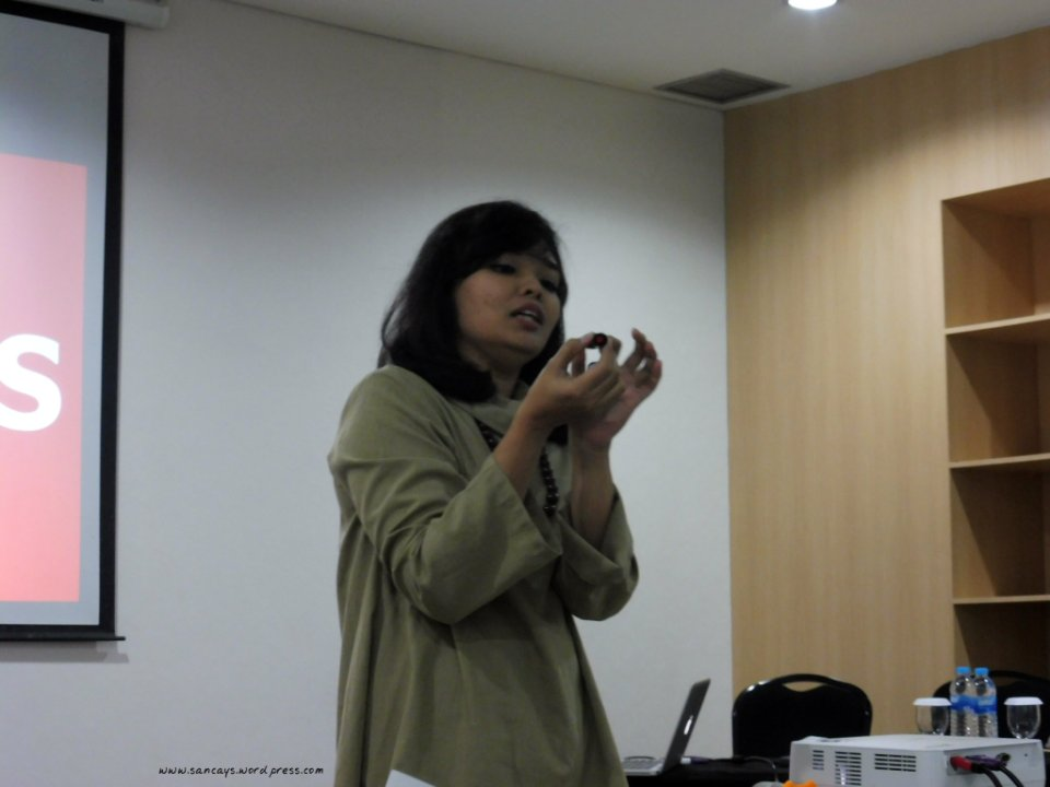 workshop indonesian female blogger 2