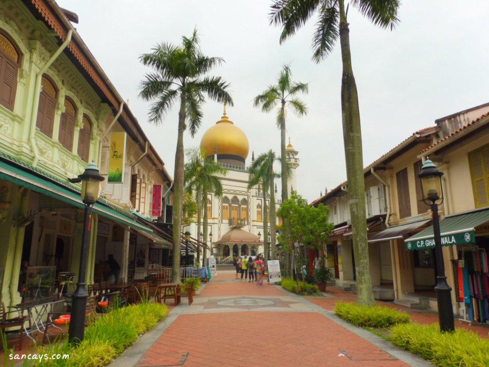 wisata singapura 12