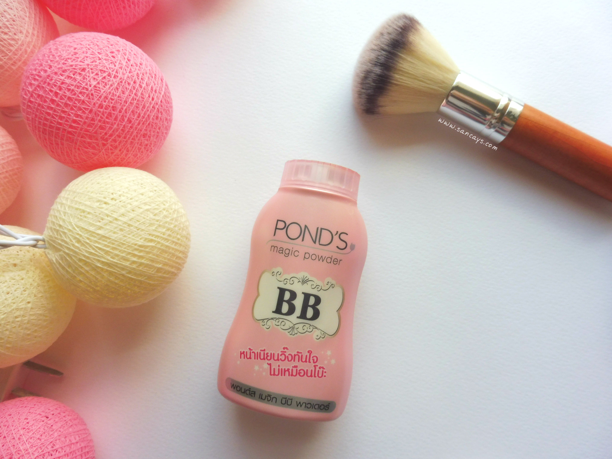 Bedak Pond's Magic Powder BB
