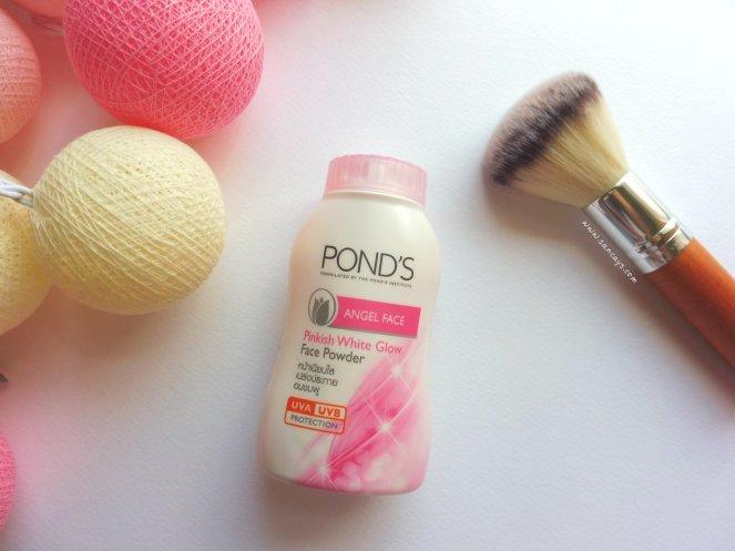 ponds powder 4