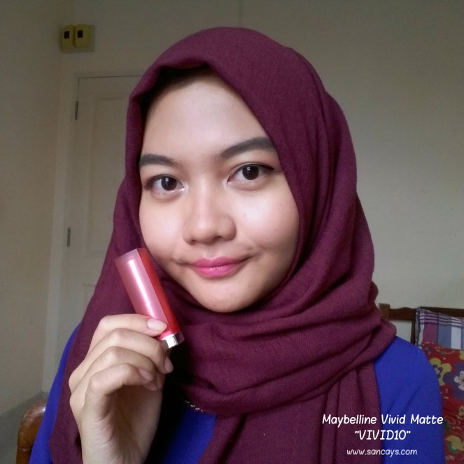 maybelline lipstick 6