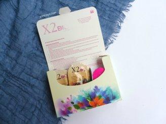 x2 bio color hazel 4