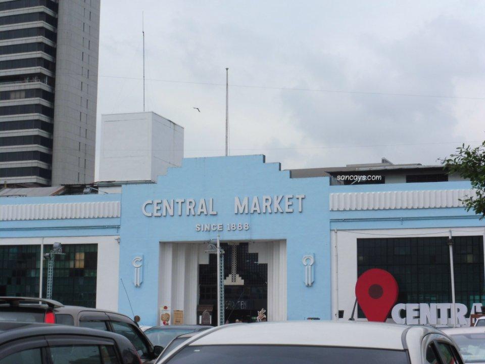 Central Market Malaysia