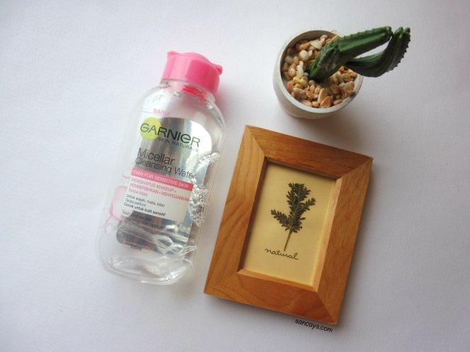 garnier micellar water 3