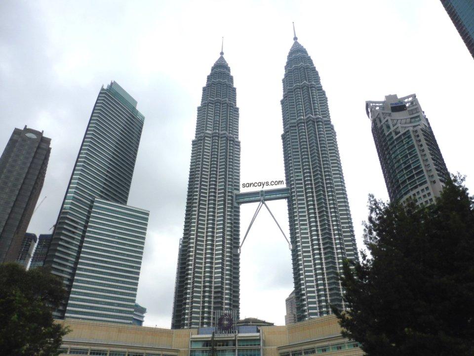 KLCC Petronas Malaysia 1