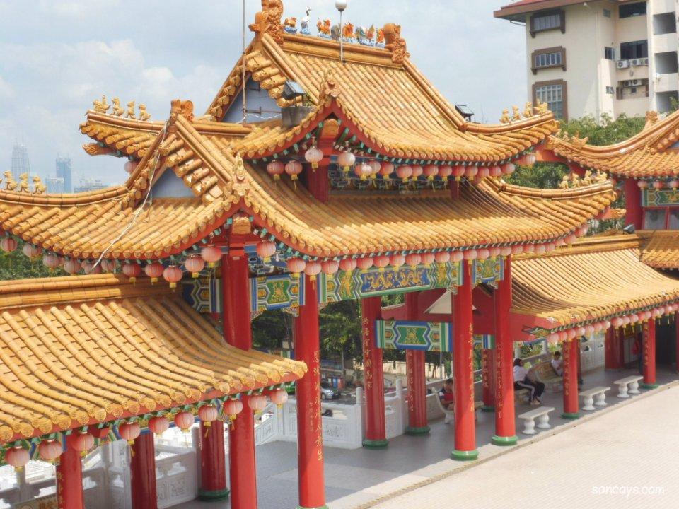 Thean Hou Temple Malaysia 1