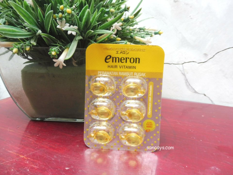emeron damage care vitamin