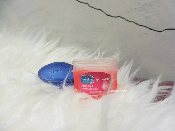 vaseline lip therapy rosy 2