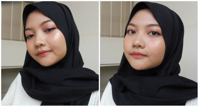 one color makeup5