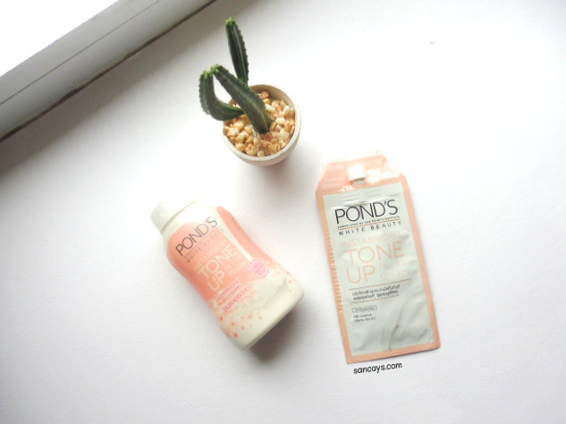 ponds tone up powder