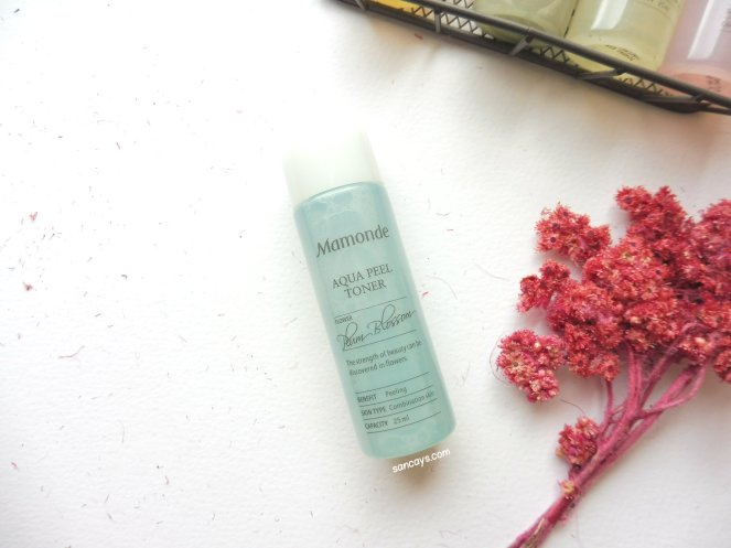 mamonde flower toner 2