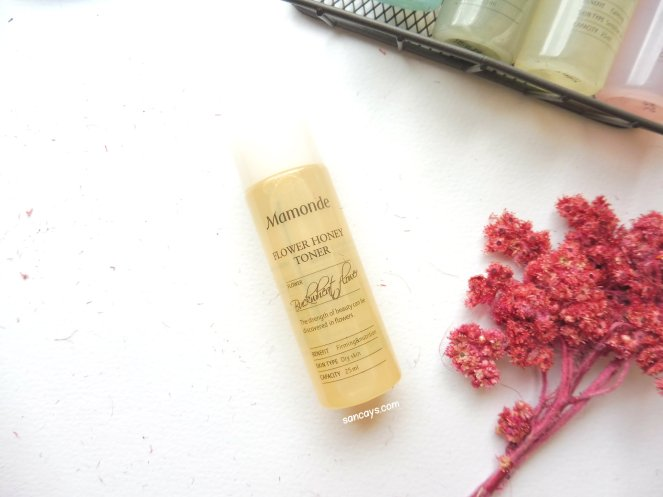 mamonde flower toner 3