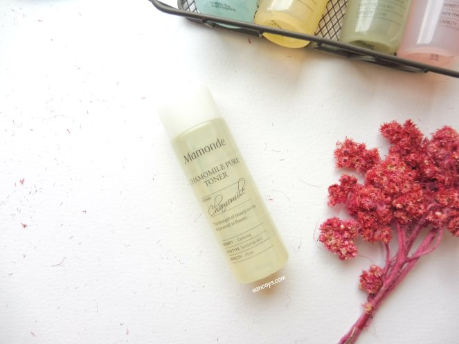 mamonde flower toner 5