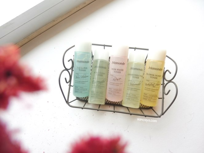mamonde flower toner 8