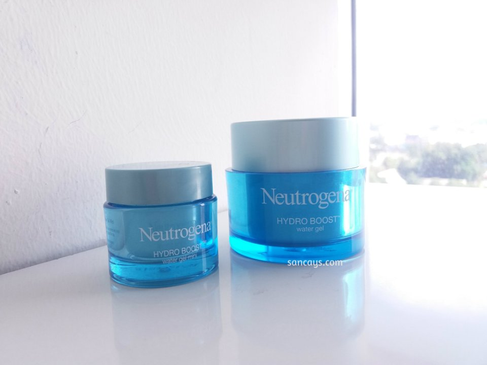 neutrogena hydro boost water gel 2