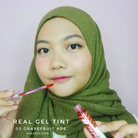 Saemmul Real Gel Tint 03 Grapefruit Ade