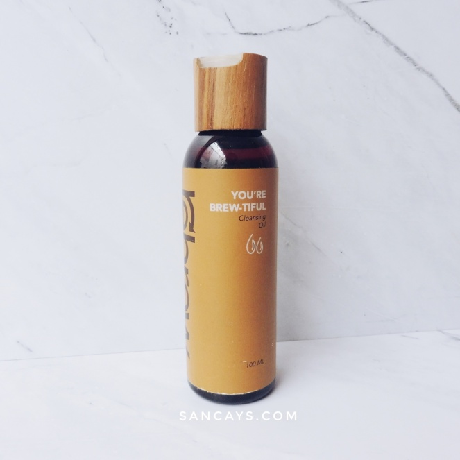 Rebrew You're Brew-tiful Cleansing Oil